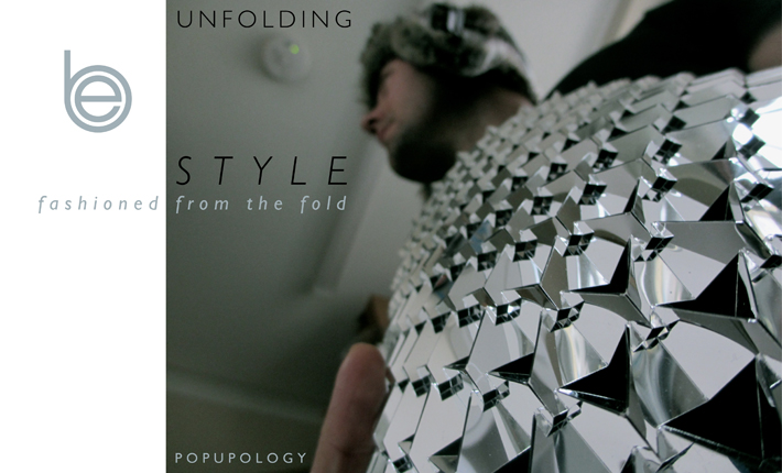 unfolding fashion